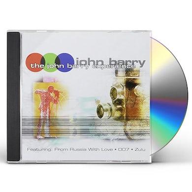 John Barry EXPERIENCE CD