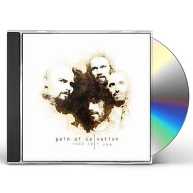 PAIN OF SALVATION ROAD SALT ONE CD