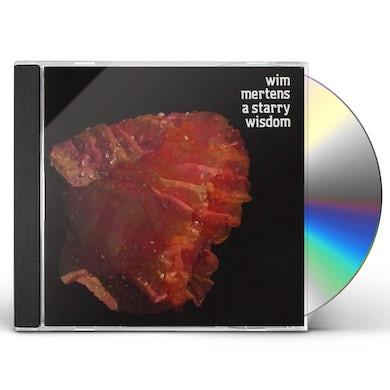 Wim Mertens STARRY WISDOM CD