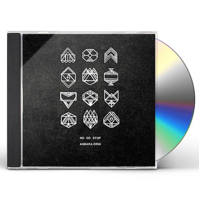 NO GO STOP AGBARA ORIN CD
