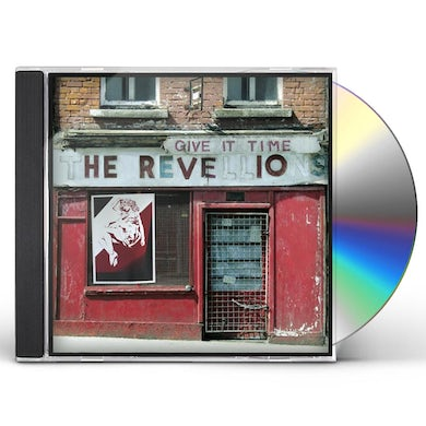 GIVE IT TIME CD