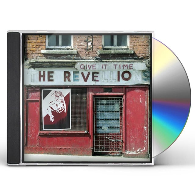 Revellions GIVE IT TIME CD