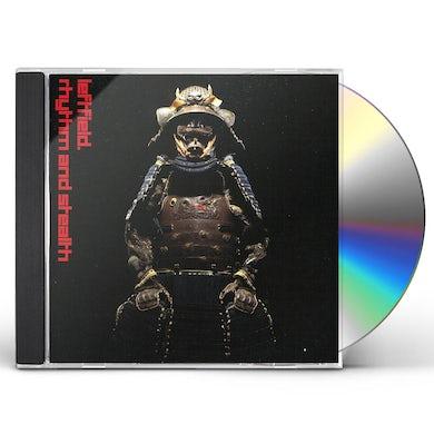 Leftfield RHYTHM & STEALTH CD