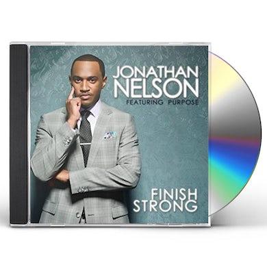Jonathan Nelson FINISH STRONG CD