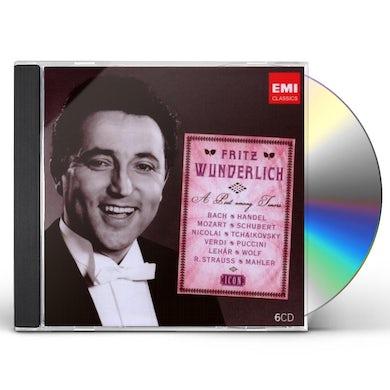 Fritz Wunderlich ICON CD