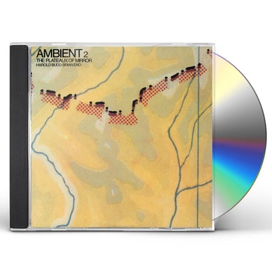 Brian Eno AMBIENT 2 / PLATEAUX OF MIRROR CD