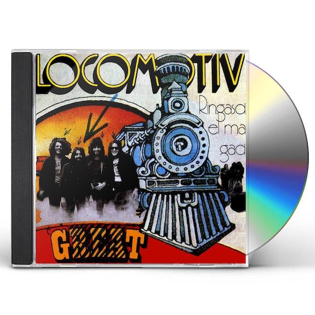 Locomotiv GT OSSZES NAGYLEMEZE I 2 1970 RINGASD EL CD