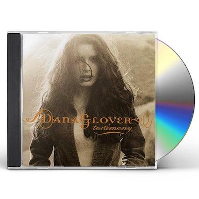 Dana Glover TESTIMONY CD