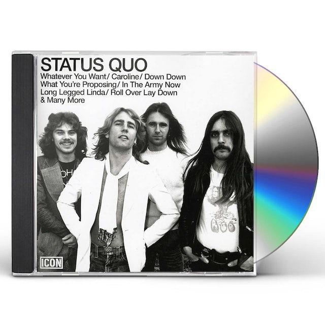 Status Quo ICON CD