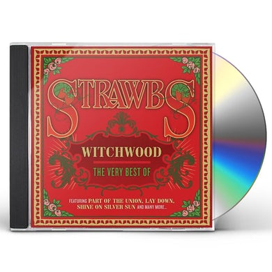 Strawbs WITCHWOOD: THE VERY BEST OF CD