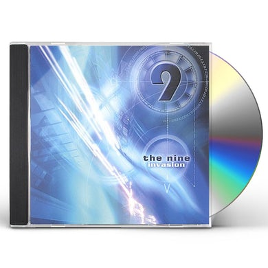Nine INVASION CD