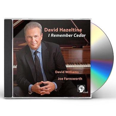 David Hazeltine I REMEMBER CEDAR CD