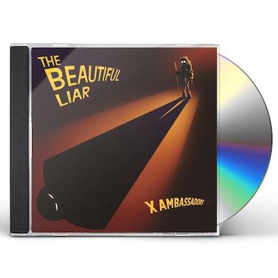 X Ambassadors The Beautiful Liar CD