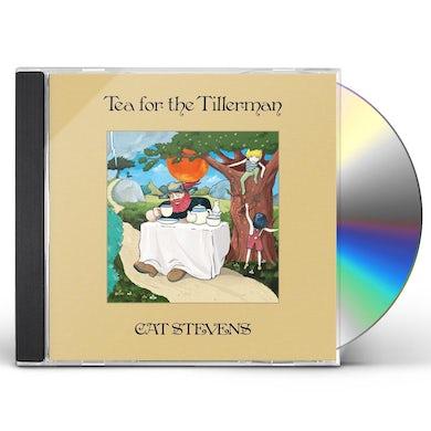 Yusuf / Cat Stevens Tea For The Tillerman (2 CD Deluxe Edition) CD