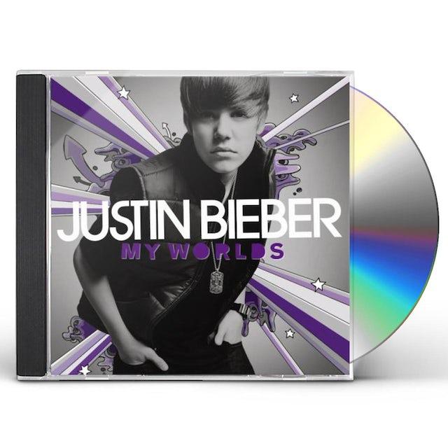 Justin Bieber MY WORLDS CD