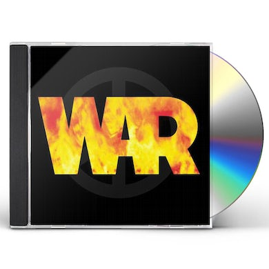 War PEACE SIGN CD