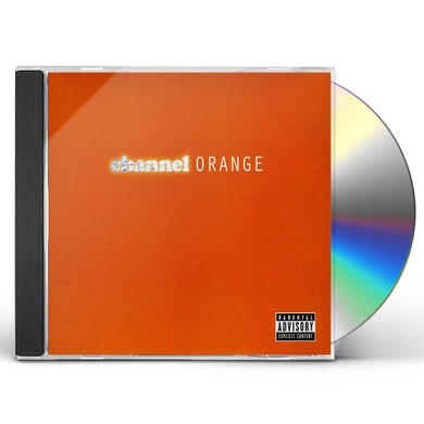 Frank Ocean CHANNEL ORANGE CD