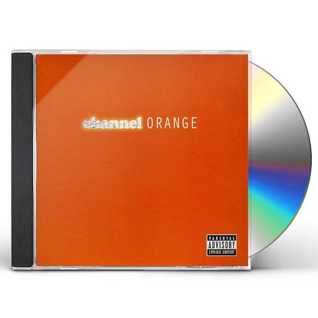 Frank Ocean CHANNEL ORANGE CD