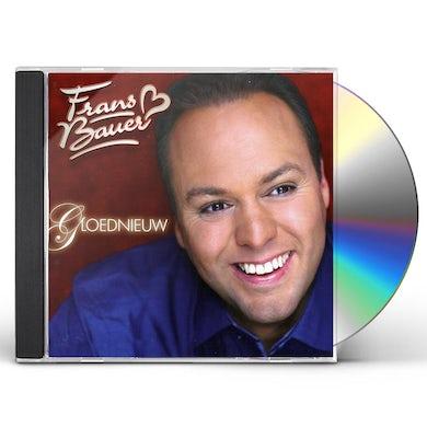 Frans Bauer GLOEDNIEUW CD