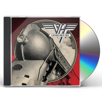 Van Halen DIFFERENT KIND OF TRUTH CD