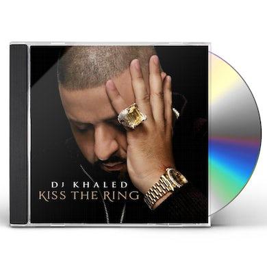 DJ Khaled KISS THE RING CD