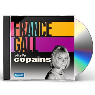 France Gall SALUT LES COPAINS CD