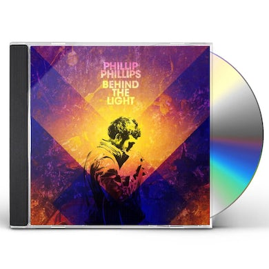 Phillip Phillips BEHIND THE LIGHT CD