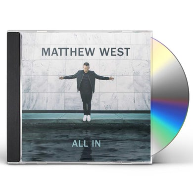 Matthew West ALL IN CD