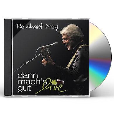 Reinhard Mey DANN MACH'S GUT-LIVE CD