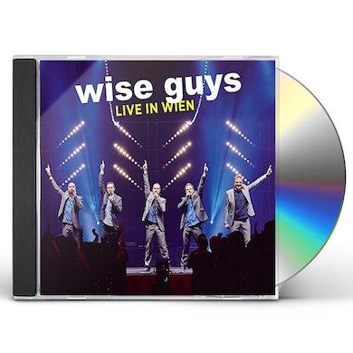 Wise Guys LIVE IN WIEN CD