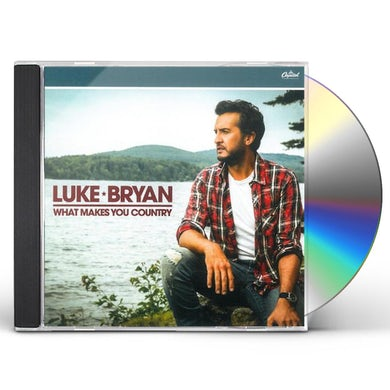 Luke Bryan WHAT MAKES YOU COUNTRY CD