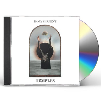HOLY SERPENT TEMPLES CD