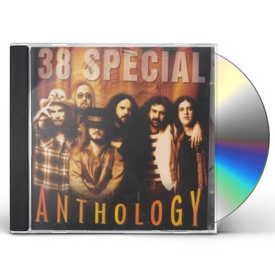 38 Special ANTHOLOGY CD