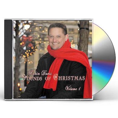 Robin Davis SOUNDS OF CHRISTMAS 1 CD