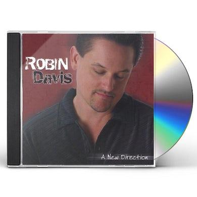 Robin Davis NEW DIRECTION CD