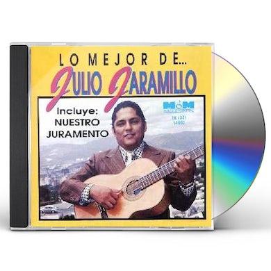 Julio Jaramillo LO MEJOR DE CD