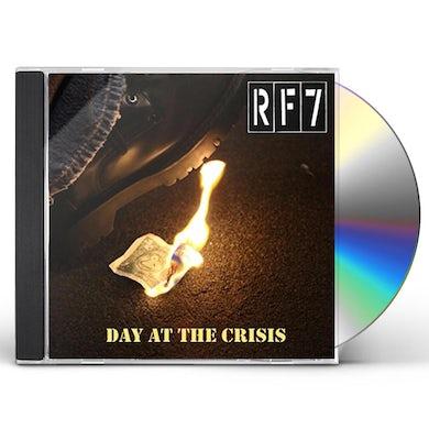 RF7 DAY AT THE CRISIS CD