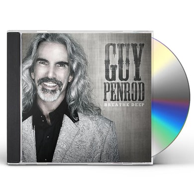 Guy Penrod BREATHE DEEP CD