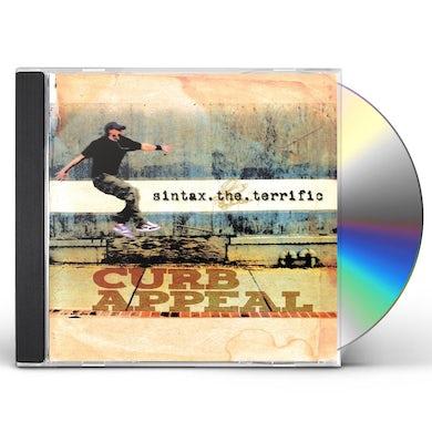 Sintax the Terrific CURB APPEAL CD