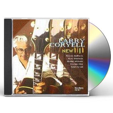 Larry Coryell NEW HIGH CD