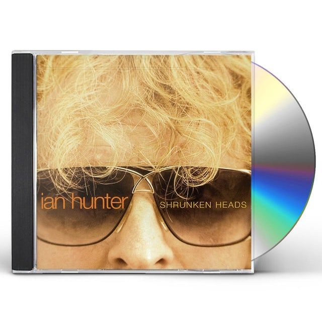 Ian Hunter SHRUNKEN HEADS CD