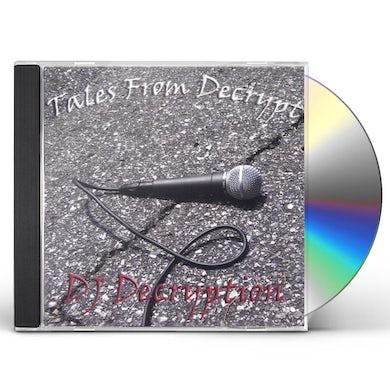 DJ Decryption TALES FROM DECRYPT CD