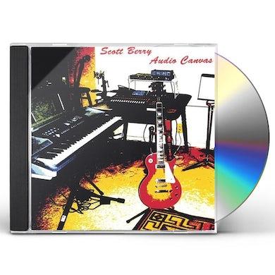 Scott Berry AUDIO CANVAS CD