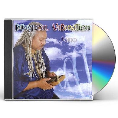 Jomo MYSTICAL VIBIRATION CD