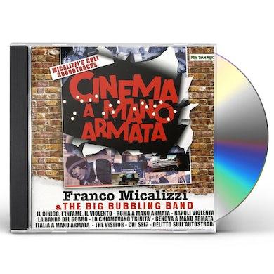 Franco Micalizzi CINEMA A MANO ARMATA CD