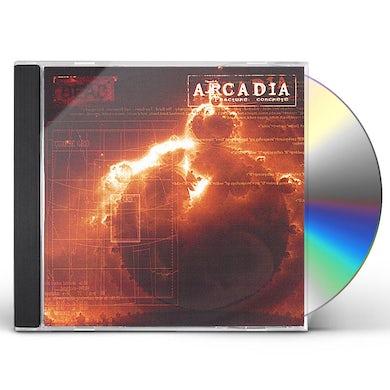 Arcadia FRACTURE CONCRETE CD