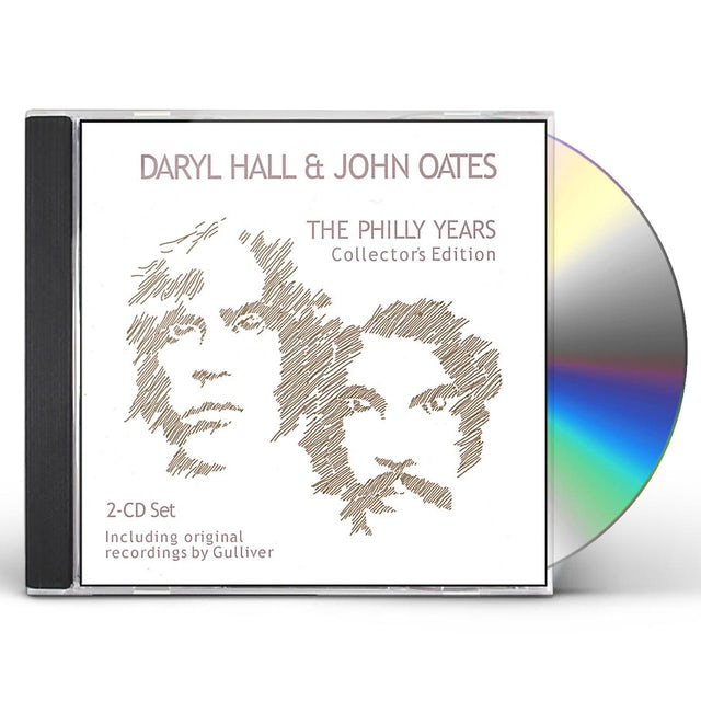 Hall & Oates COLLECTOR'S EDITION: PHILLY YEARS CD