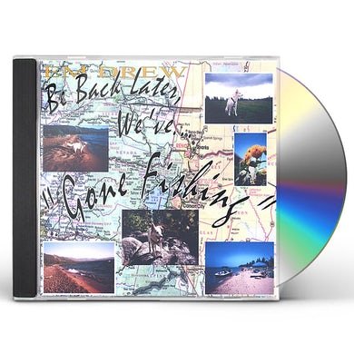 Em Drew GONE FISHING CD