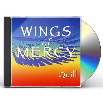 Quill WINGS OF MERCY CD