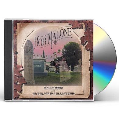 Bob Malone HALLOWEEN CD